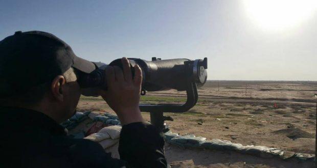 """الحشد يدمر مقر """"ديوان الجند"""" التابع لـ""""داعش"""" على الحدود العراقية السورية"""
