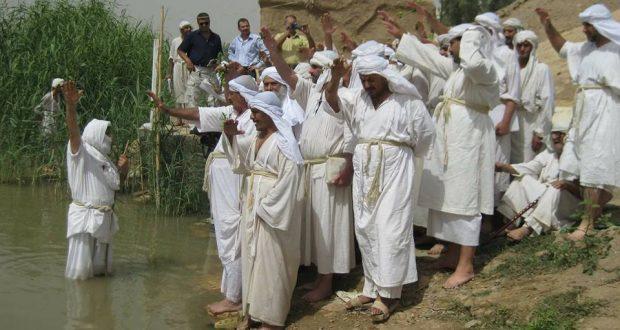 الحشد الشعبي مهنئاً الصابئة بعيد الخليقة: قوتنا تحت تصرف العراق وشعبه