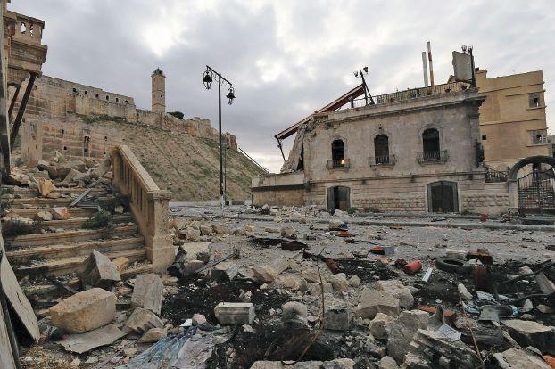 قرب انتهاء ترميم أهم أديرة معلولا في سوريا