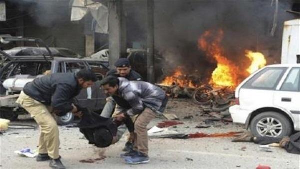 إصابة ثلاثة اشخاص بتفجير عبوة ناسفة غربي بغداد