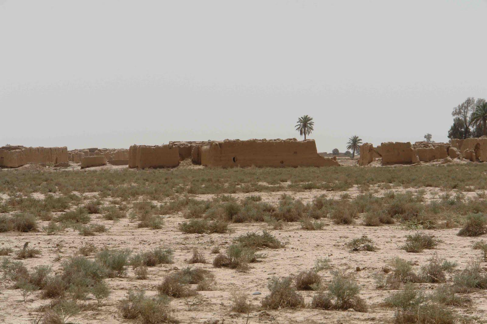 العثور على مخلفات حربية في ناحية زرباطية الحدودية بواسط