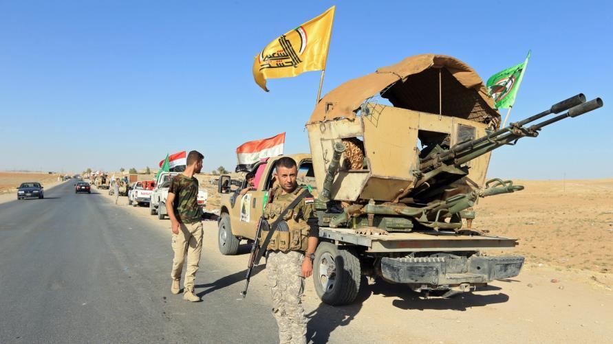 اللواء العاشر بالحشد يطهر أربع قرى بالقرب من آمرلي ويستمر بعملياته