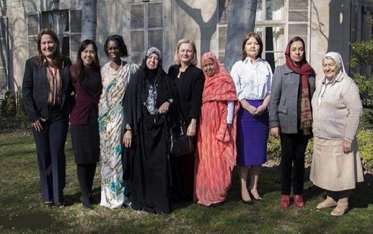 العراقية أم قصي ضمن قائمة أشجع نساء العالم