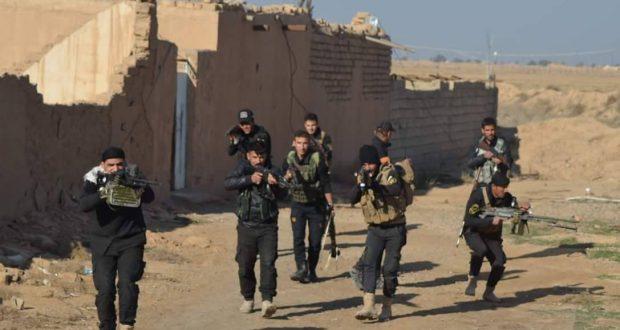 الحشد الشعبي يشرع بعمليات تفتيش واسعة للوديان والهضبات الحدودية مع سوريا