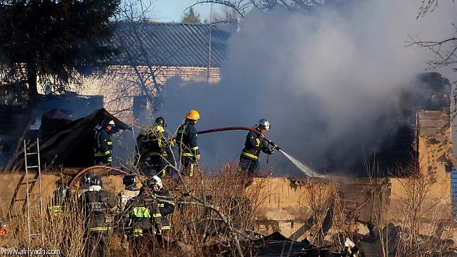 روسيا.. مقتل 48 شخصاً بحريق ضخم في مركز تجاري
