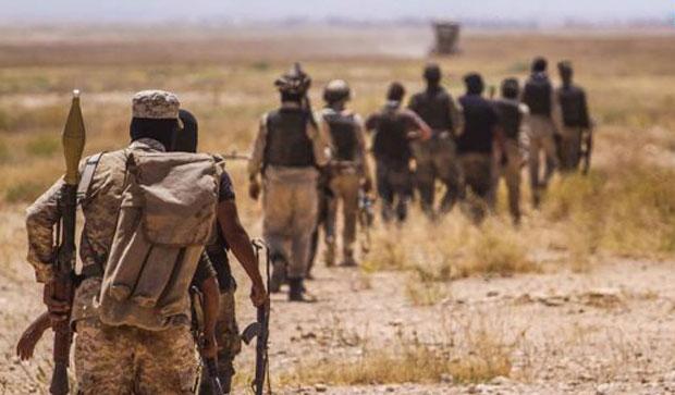 """الحشد الشعبي ينطلق بعملية دهم وتفتيش لأوكار """"داعش"""" في السعدية"""