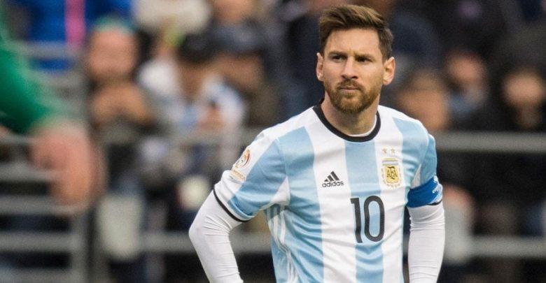 ميسي : سأعتزل اللعب دولياً في حال فشلت باحراز لقب كأس العالم