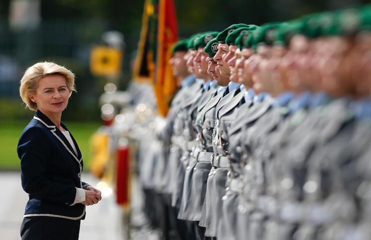 المانيا ترفض توريد أسلحة جديدة للعراق