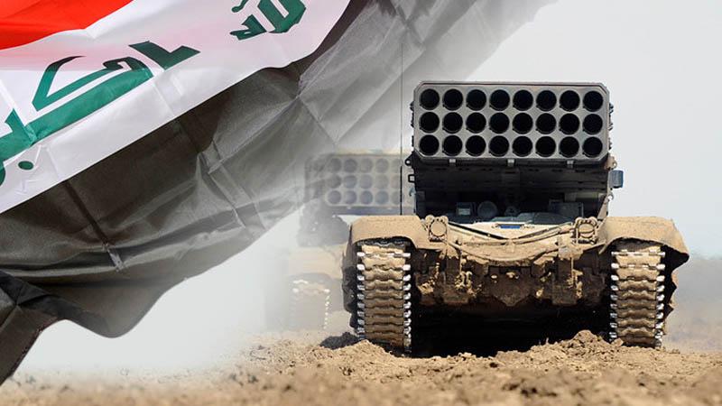 وصول منظومات للدفاع الجوي وعربات مصفحة روسية الى العراق