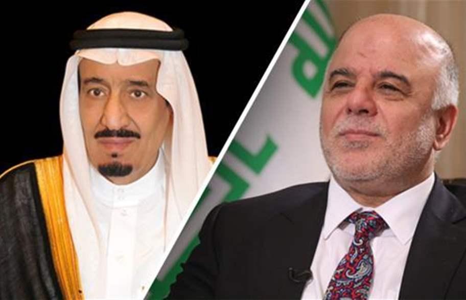 """ملك السعودية يهاتف العبادي ويهدي """"ملعبا"""" للعراق"""
