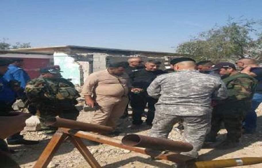احباط محاولة لقصف صاروخي لمنطقة الرستمّية جنوبي بغداد