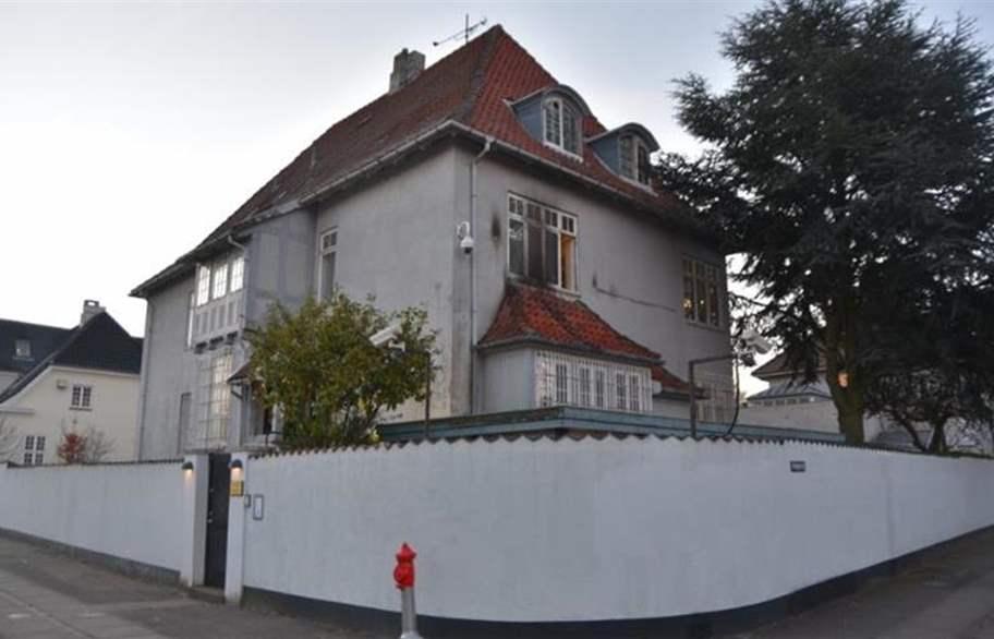 """هجوم بقنابل """"المولوتوف"""" على السفارة التركية في الدنمارك"""