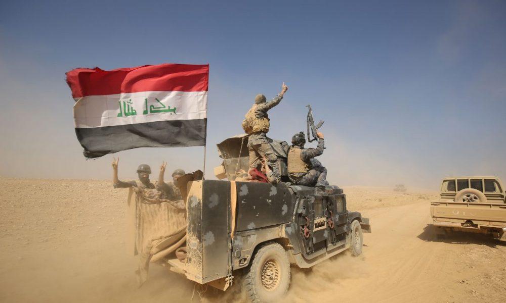قوات الجيش تتمركز في سنجار