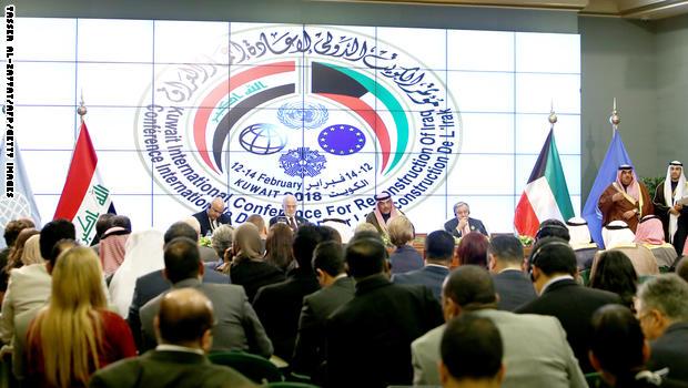 مصدر: تنصل كبير للمستثمرين المشاركين بمؤتمر الكويت لإعادة إعمار العراق