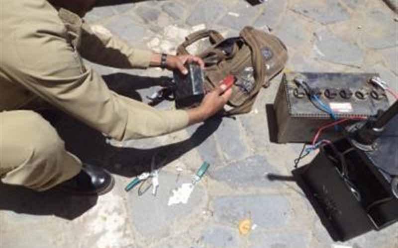 إصابة اثنين بتفجير عبوة صوتية قرب مقهى شعبي شمال شرقي بغداد