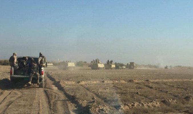 مسؤول محلي بديالى: إصابة جندي بإحباط هجوم لداعش في مطيبيجة