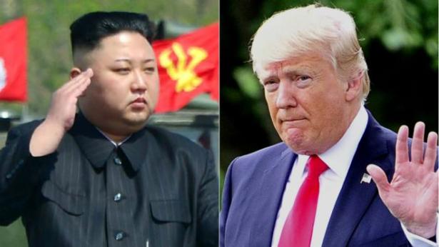 البيت الابيض : ترامب يؤكد عزمه لقاء زعيم كوريا الشمالية نهاية مايو