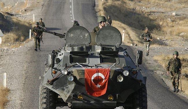 تركيا تعتزم القيام بعملية عسكرية في سنجار