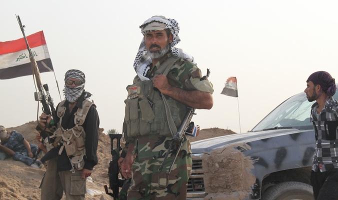 الحشد الشعبي يستكمل عمليات البحث عن فلول داعش بالحويجة