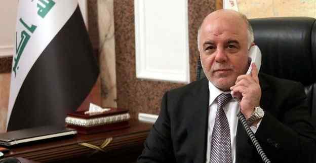 نائب الرئيس الامريكي يؤكد للعبادي استمرار بلاده في دعم العراق
