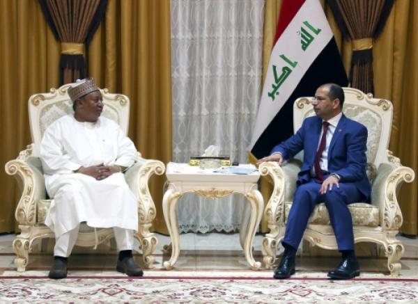 الجبوري لأمين عام أوبك: العراق داعم لقرار خفض انتاج النفط