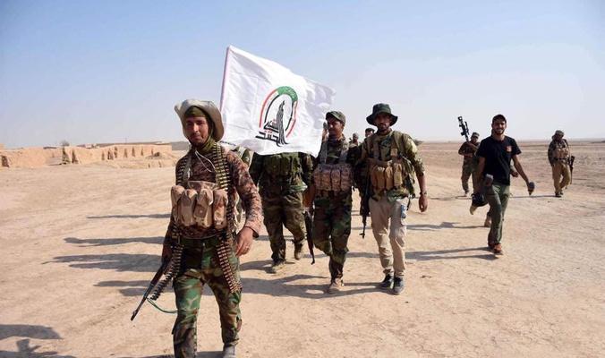 """الحشد الشعبي يحبط مخططا لـ""""داعش"""" للهجوم على الأراضي العراقية إنطلاقا من سوريا"""