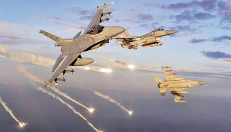 سلاح الجو التركي يدمر 18 هدفاً تابعاً لحزب العمال الكردستاني شمال العراق