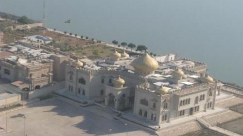 تحويل قصر الأعظمية الرئاسي الى مستشفى