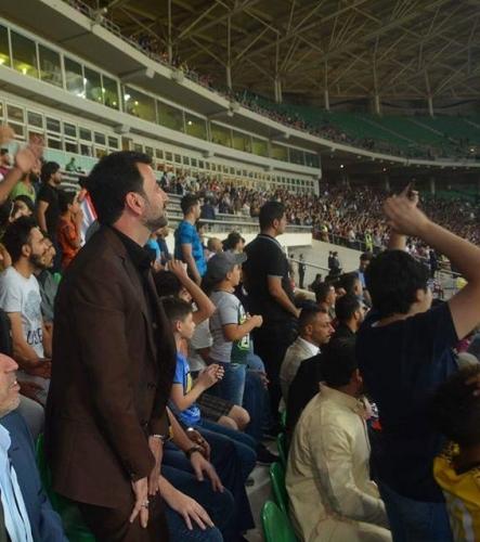 عبطان.. أفضل وزير عربي للشباب والرياضة في 2017