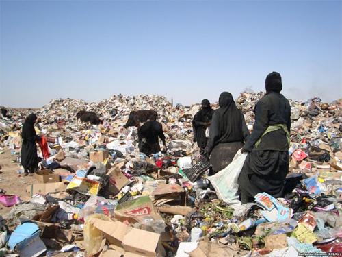 إطلاق مبادرة بيئية من أجل نساء العراق
