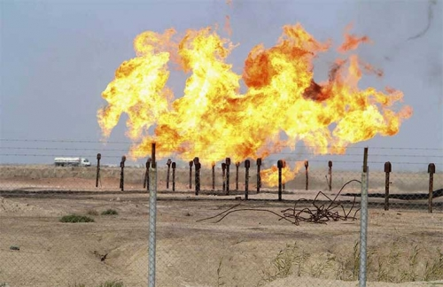إستئناف العمل بأكبر حقل غاز في العراق