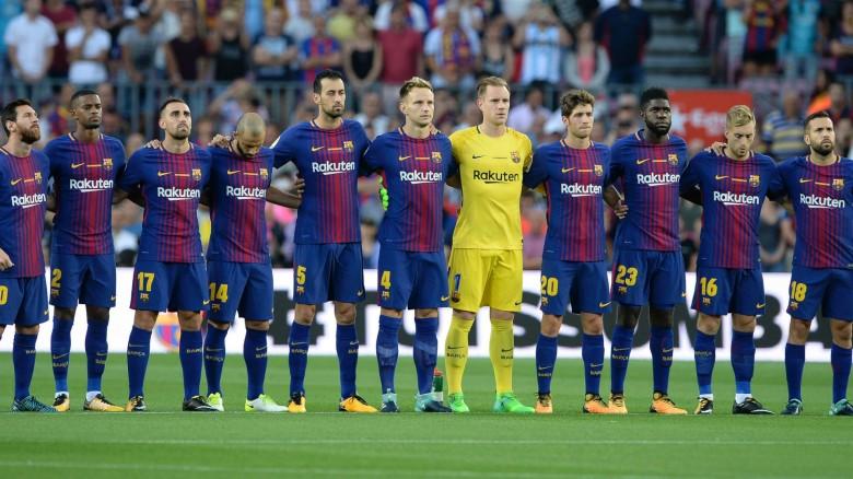 رسميا : اقصاء برشلونة من دوري الابطال!