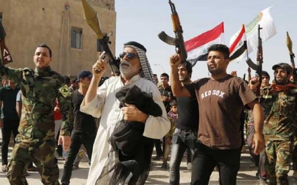 الحشد الشعبي وعشائر تل عبطة يتفقون على عودة النازحين وبلورة تسوية مجتمعية