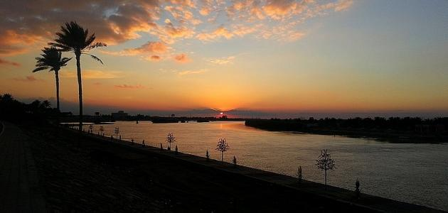 النقل تفتتح الخط النهري بين منطقتي الأعظمية والجادرية