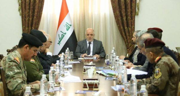 المجلس الوزاري للأمن الوطني يناقش عمليات تأمين الحدود العراقية