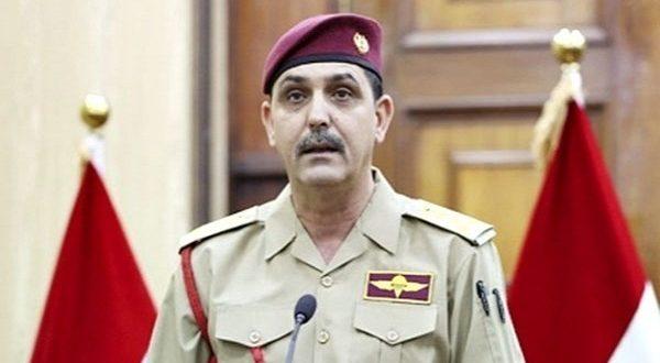 العميد يحيى رسول يؤكد مقتل 36 ارهابيا في الضربة العراقية بسوريا