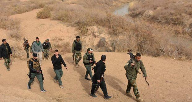 اللواء 11 في الحشد ينفذ عملية ليلية ضد فلول داعش في الحويجة لمنع استهداف القوات الأمنية