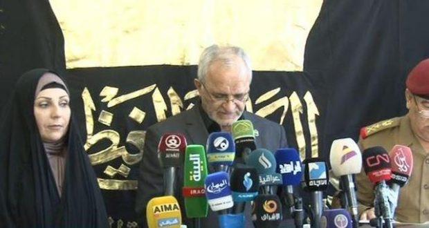 عمليات بغداد تعلن نجاح الخطة الأمنية الخاصة بزيارة الامام الكاظم