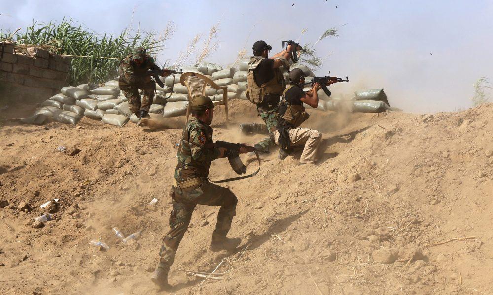 """مقتل إرهابي بإحباط تعرض لـ""""داعش"""" في ديالى"""