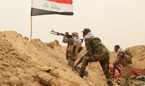 """الحشد الشعبي يقتل عنصرين من """"داعش"""" بعملية نوعية شمال شرق ديالى"""