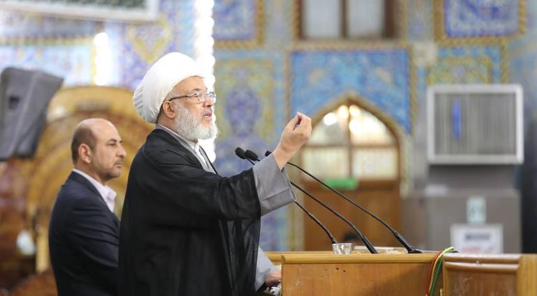 الشيخ الكربلائي يصفح عن شخص حاول الإعتداء عليه وإطلاق سراحه