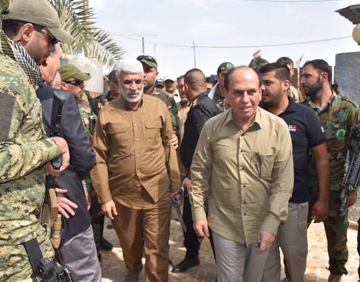 النجار: عمليات جنوب الطوز تهدف لإنهاء التهديد الأمني لطريق كركوك – بغداد