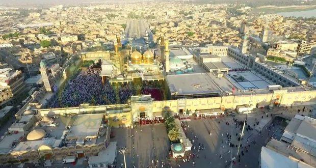 طيران الجيش يؤمن زيارة ذكرى استشهاد الإمام الكاظم (ع)