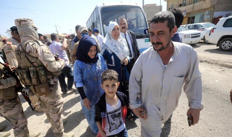 عودة 600 عائلة نازحة إلى مناطقها شمال شرق بعقوبة