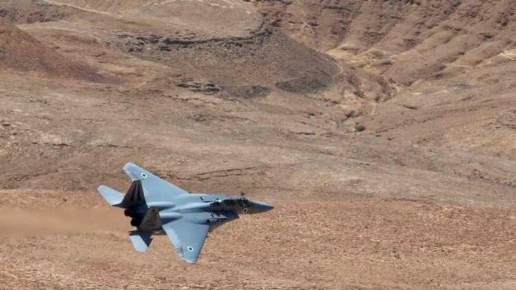 وسائل إعلام: طائرة إسرائيلية حلقت في الأجواء أثناء قصف قاعدة تيفور العسكرية السورية