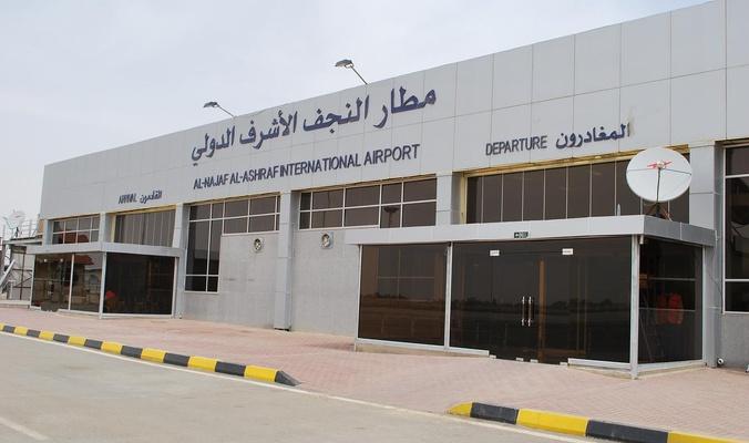 ضبط مواد طبية وتجميلية مخالفة للكمارك بمطار النجف