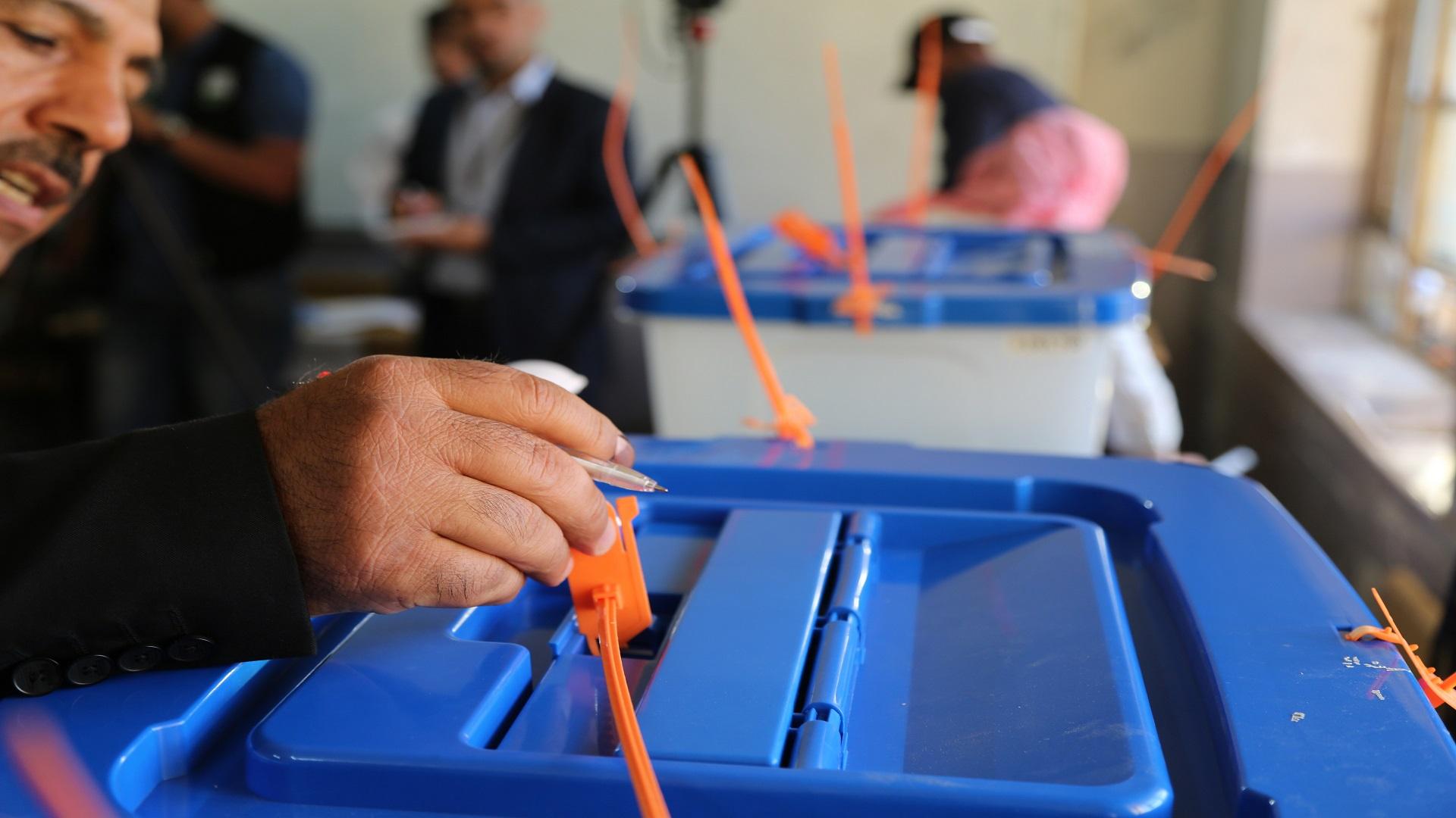 مصادر: جهات متنفذة تضغط على مجلس المفوضين لافشال عمل جهاز تسريع نتائج الانتخابات
