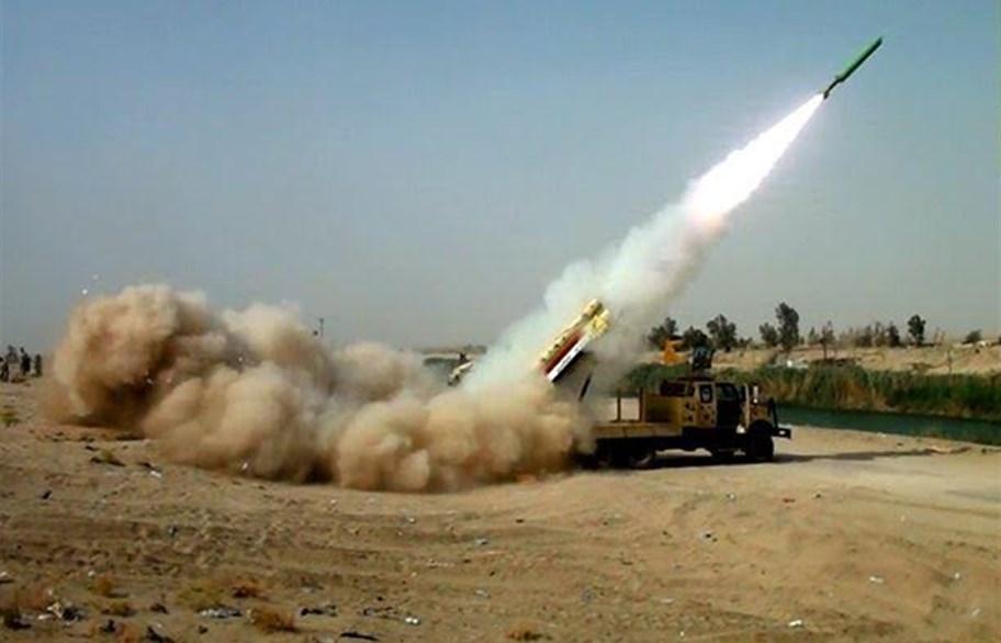 اللواء 29 بالحشد يقصف تجمعات لداعش قرب تل صفوك الحدودي