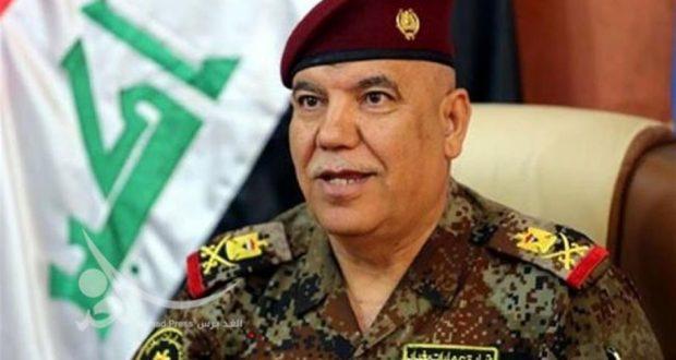 قائد عمليات بغداد يشيد بجهود الحشد الشعبي في انجاح زيارة الإمام الكاظم