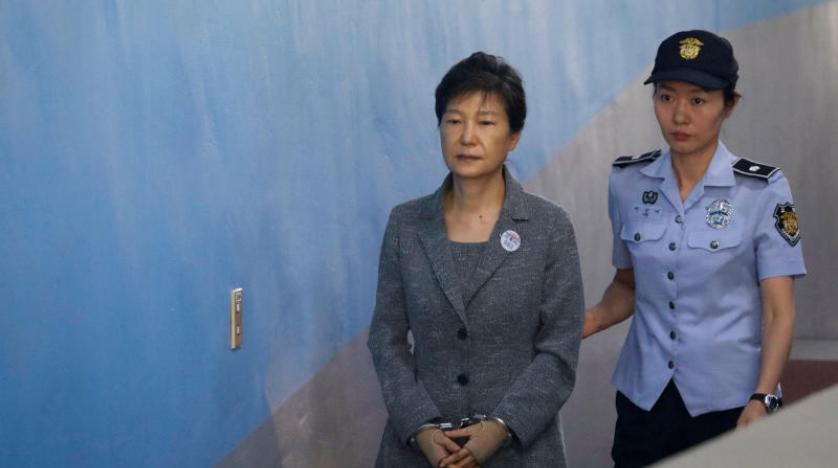 السجن 24 عاما لرئيسة كوريا الجنوبية السابقة في قضية فساد